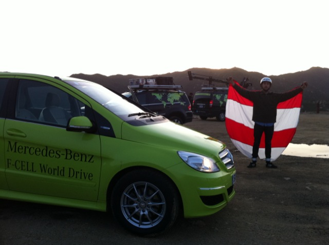 SPORTING-SAILS - F Cell Mercedes-Benz