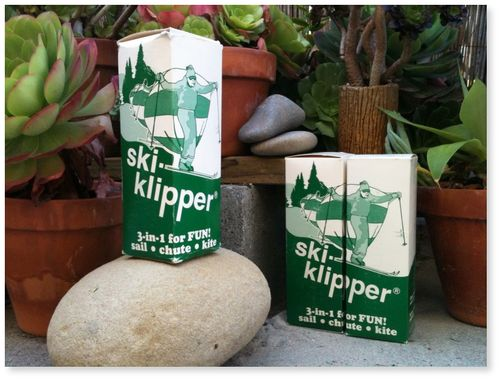 SPORTING-SAILS - Ski-Klippers