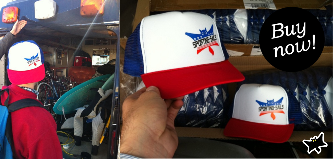 SPORTING-SAILS - Team Sporting-Sails Hat