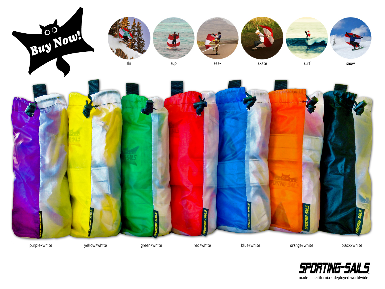 SPORTING-SAILS - Buy Now!